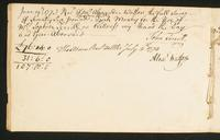 Page [8], receipt dated June 19, 1773