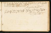 Page [153], receipts dated 1773 and 1774