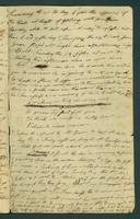 Diary entries for April 18, 1801 - May 3, 1801.