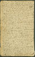 Diary entries for April 13, 1803 - [April 22, 1803?].