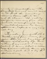 Vol. 1, p. 133, diary entries for June 24, 1863, continued, and June 25, 1863.