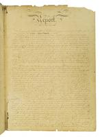Report on the Defence of the City of New-York, Accompanied With Maps, Views, and Topographical Plans, Addressed to the Committee of the Common Council., p. [3].