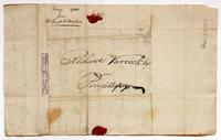 Account and note from Jacob Van Voorhis, May 1783, verso.