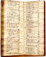 Journal, December 30, 1726 to March 11, 1727.
