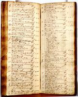 Journal, April 26, 1729 to May 24, 1729.