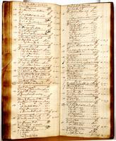 Journal, April 17, 1730 to May 11, 1730.