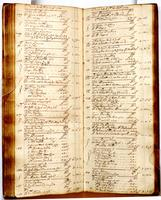 Journal, August 17, 1730 to October 6, 1730