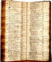 Journal, August 8, 1732 to October 18, 1732.