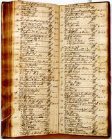 Journal, April 8, 1734 to May 8, 1734.