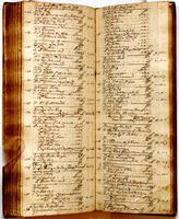 Journal, April 15, 1735 to May 14, 1735.