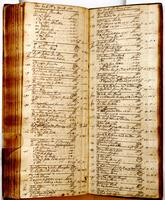 Journal, April 9, 1736 to May 22, 1736.