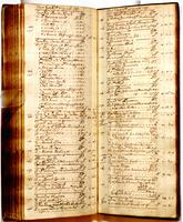 Journal, April 7, 1737 to May 12, 1737.