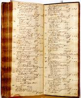 Journal, April 12, 1738 to May 2, 1738.