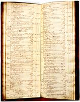 Journal, August 2, 1740 to August 29, 1740.