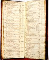 Journal, August 29, 1740 to October 8, 1740.