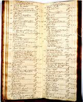 Journal, June 19, 1741 to July 18, 1741.
