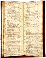 Journal, April 9, 1742 to May 13, 1742.