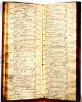 Journal, April 26, 1744 to June 11, 1744.