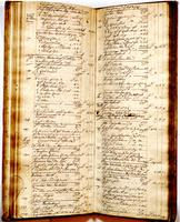 Journal, October 1, 1747 to November 21, 1747.
