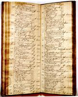 Journal, March 31, 1748 to May 4, 1748.