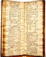 Journal, June 24, 1748 to August 23, 1748.