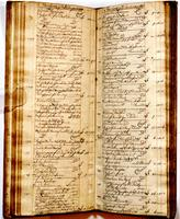 Journal, August 25, 1748 to October 25, 1748.