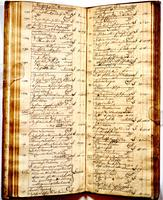 Journal, November 17, 1748 to February 16, 1749.