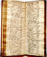 Journal, September 15, 1749 to November 1, 1749.