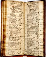 Journal, November 1, 1749 to December 23, 1749.