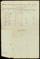 [Manifest of the Steamer Powhatan]
