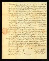 [Letter from Thos. Taylor to Messrs. Wm. Vernon & Company]