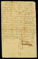 [Deed of Emancipation of Charles by Mary Stevenson]