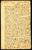 [Letter from S. & Wm. Vernon to Capt. George D. Sweet]