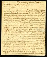 [Letter from Thornton & Yates to Messrs. Samuel & William Vernon]