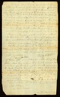 Bill of Sale between Philip Weber and Samuel Davis
