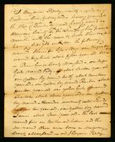 [Affidavit of Benjamin Daley]