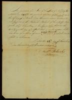 [Birth certificate of Thomas]