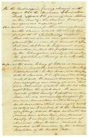 [Petition letter in opposition to the American Colonization Society]