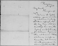 [Letter from Gerrit Smith to L. Spooner]