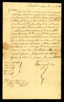 [Letter from William Taylor to Messrs. William Vernon & Company]