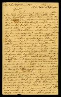 [Letter from Rich'd. Adams to Messrs. Saml. & Wm. Vernon]