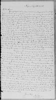 [Letter and circular from Hez L. Hosmer to Spooner]