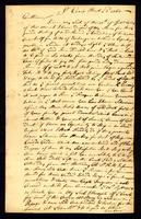 [Letter from Thos. T. Taylor to Messrs. Saml. & Wm. Vernon]