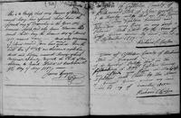 Town Book for Castletown For the Entry of Black Children, 1799-1827, pages 24-25