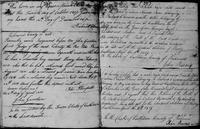 Town Book for Castletown For the Entry of Black Children, 1799-1827, pages 26-27