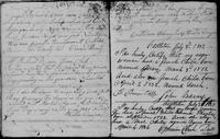 Town Book for Castletown For the Entry of Black Children, 1799-1827, pages 30-31