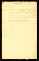 [Letter from Capt. John Duncan to Messrs. Saml. & Wm. Vernon]