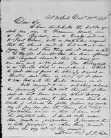 [Letter from Stephen P. Andrews to Lysander Sponer, Esq.]