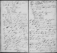 Volume 1, Minutes of the Committee of Ways and Means, page 7-8, April 2 and April 10, 1810