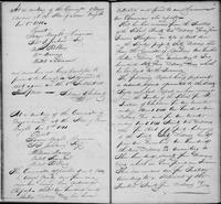 Volume 1, Minutes of the Committee of Ways and Means, page 11-12, January 5 and January 8, 1811